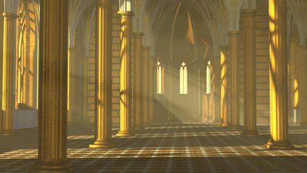 [SFM] Final Corridor in more realistic version by half5life