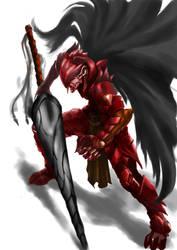 Wrath Knight by Arcsen
