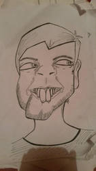 Caricature by mwh2000