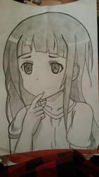 Yui - Sword Art Online by mwh2000