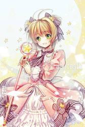 Cardcaptor Sakura by Nobu-Hazel