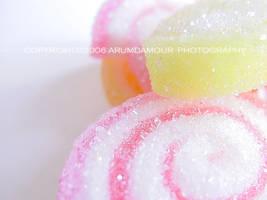 Gummy candies by deviantFOOD