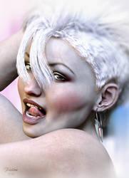 Portrait Eva 3 by Feel-ine