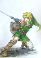 Link by Karina-o-e