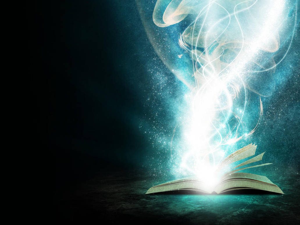 Book of a Wizard by st3to