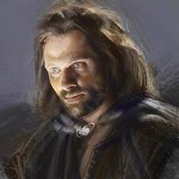 Aragorn by Ramonn90