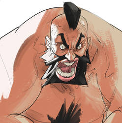 Zangief by Ramonn90