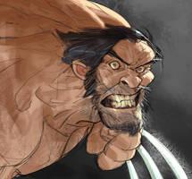 Wolverineeee by Ramonn90