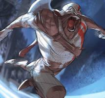 Kratos! by Ramonn90