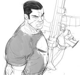Punisher by Ramonn90