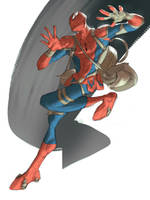Spiderman by Ramonn90