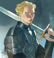 Brienne by Ramonn90