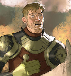 Jaime Lannister by Ramonn90