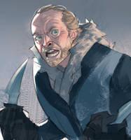 Jorah Mormont by Ramonn90