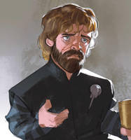 Tyrion Lannister by Ramonn90