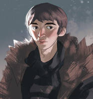 Bran Stark by Ramonn90