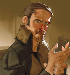 Blade Runner 2049 by Ramonn90