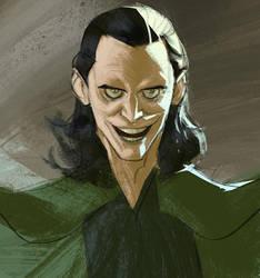 Loki by Ramonn90