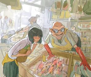 The Market by Ramonn90