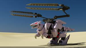 Berserk Fury 2 by 3DRaptor