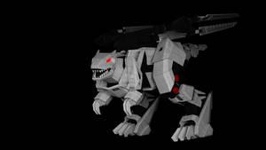Berserk Fury - New Texture by 3DRaptor