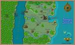 Telmaris Map by EnderWigin