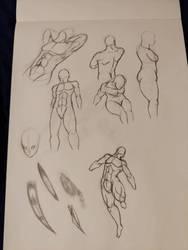 More, More Practice  by LoverofArtwork