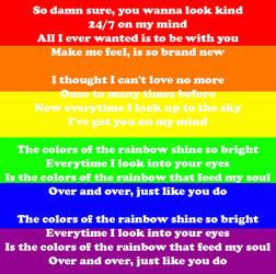 DA Pridemonth 'Colors of the rainbow' by Alana-Fox