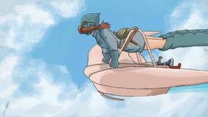 Nausicaa by TheeOtherOne