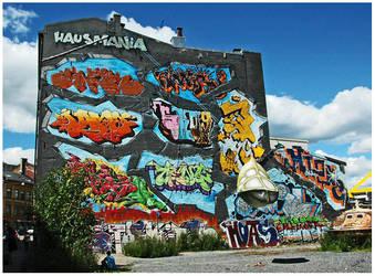 Hausmania, Oslo by Avalancha