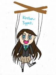 Kirsten Puppet by SakuraKirby128