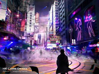 HK Crime Drama by Ultragriffy