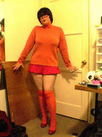 Full Velma 2 by FatBottomedGirl
