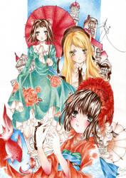 N o s t a l g i a by Kyatto-san