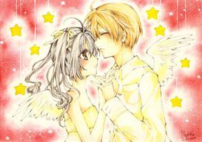 Mitsuki x Eichi: With me. by Kyatto-san