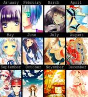 2012 Art Summary by Kyatto-san
