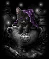 Magical Menace by Sheblackdragon
