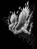 Fallen From Grace by Sheblackdragon