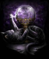 Black Cat Magic by Sheblackdragon
