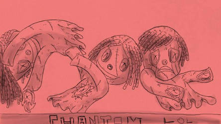Phantom, an LoL o.c by MrS-Metz