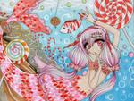Sweets Ocean by PaperyStar