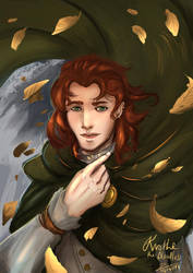 Kvothe by Ran196242