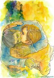 When Blue Meets Gold by sakurainguyen96