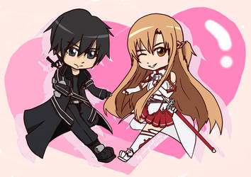 SAO by LabyrinthLatte