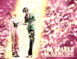 [RWBY] The sparks are dancing by haanhaan