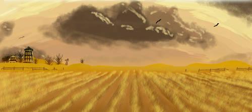 Westfall fields by Nialthstrasz