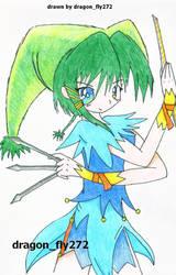 elf girl by dragonfly272
