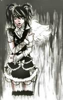gothic lolita by dragonfly272