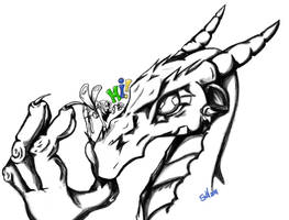 Fairly Dragon by xAnatneMx