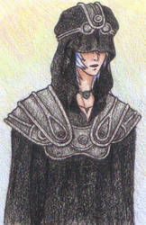 The Hooded Man by princess-mia62
